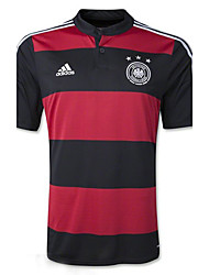 2014 World Cup World Cup Jerseys Germany Visiting Game Black Red (Climacool)