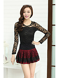 Xinying Women's Lace Blouse zc178-3507