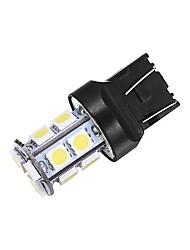 Merdia T20 5W 40ml 13x5050SMD LED de luz branca para backup Car Light (A Pair / 12V)