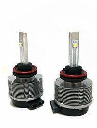 CREE Quality Chip XML2 20W 6000K H8/H9/H11 LED Headlights