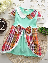 Girl's Cotton Dress