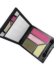 4 colores de maquillaje paleta de sombra (CY3206-04)