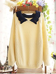 Женский стильный Пуловер