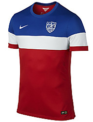 2014 World Cup World Cup Jerseys USA Visiting Game Multicolor