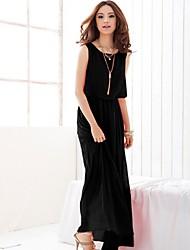Women's Dresses , Chiffon JIL