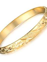 Beautiful 18 K Gold Jewelry Fashion Wedding Accessories Women's Bracelet