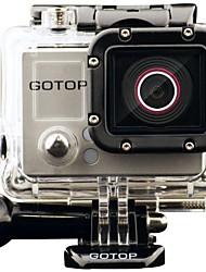 "GOTOP macchina fotografica impermeabile Sport Cam Videocamera 1.5 ""16MP HD 1080P 140 ° grandangolare"