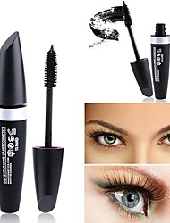1 PCS Fiber Eyelash Mascara Magic Natural False Lash Eye Lashes Makeup Cosmetics Black SV000409