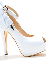 Women's Shoes Peep Toe Stiletto Heel Pumps Shoes More Colors available