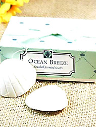 Wedding Gift Mini Romantic Shell Soap 21g