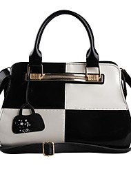 VN de Mulheres Patent Leather Totes