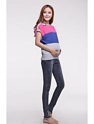 Pieds Slim de femmes pantalons de maternité