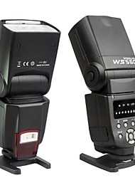 Wansen D700 D90 Flash fotocamera Slitta porta flash