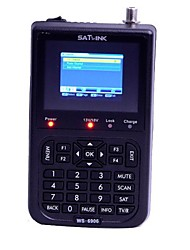 Satlink WS-6906 satellite finder numérique portable