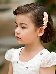 Lovely Foam Flower Wedding Flower Girl Combs/ Headpiece
