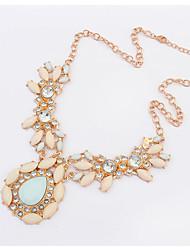 CMY Women's Fashion New Delicate Diamond Joker Necklace QZ10252