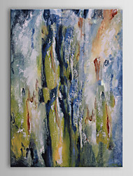 Hand Painted Oil Painting Abstract Painting For Wall Decoration with Stretched Frame