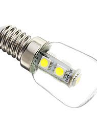 1W E14 Ampoules Maïs LED T 25 SMD 3014 60-70 lm Blanc Froid Décorative AC 100-240 V
