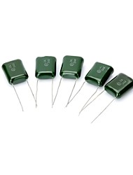DIY 334  0.33UF 250V Metallized Polyester Film Capacitor (5 PCS)