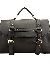 Free Shipping Ladies Woman's Fashion Britpop PU Leather Shoulder Retro bag Totes B064