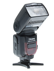 Triopo TR-961 Wireless Slave Flash Speedlite per Canon 580EX II EOS Nikon SB-900