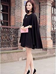 Elegante Big Yard vestito chiffon CHAOLIU WOMEN'S