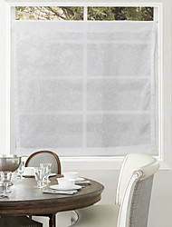 ein Panel anmutigen weißen Fest regen Tropfen Jacquard Küchen schieren
