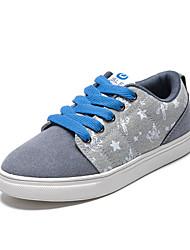 Talon plat Confort Mode Sneakers Chaussures de Demin de garçons (plus de couleurs)