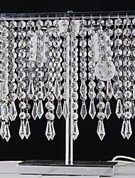 60W Lampe de table moderne élégante avec des perles