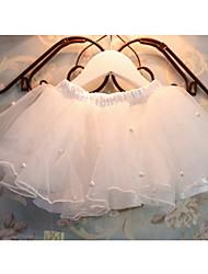 Girl's Polyester Skirt , All Seasons