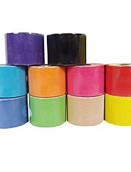 Coton élastique adhésif Muscle Bandage (couleurs assorties)