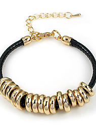 New Idea High-Quality Alloy Basic Bracelet BX-2554-GD