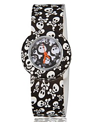 Colorful flessibile banda di silicone Slap Watch per bambini