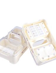 Savon Rack en plastique Portable