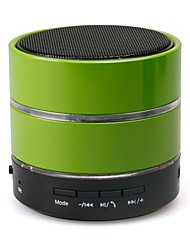 S09 Мини Bluetooth-динамик с LED TF порт для телефон / ноутбук / Tablet PC