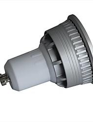 3W GU10 Точечное LED освещение 1 COB 280lm lm Тёплый белый / Холодный белый Регулируемая AC 100-240 V 1 шт.