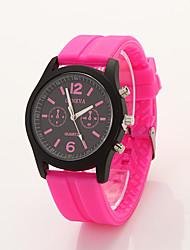 Cdong montre de sport de silicone JY-97
