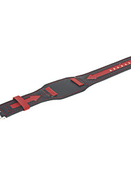 30mm Heren Arrow patroon pu Watch Band (verschillende kleuren)