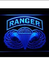 US Army Ranger Parawings Neon Light Sign
