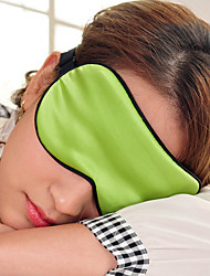 Colorful Silk Easing Fatigue Summer Cold and Hot Pack Eye Mask(Random Color)