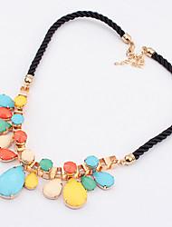 Miisa Frauen Charming Perlen Stränge Necklace cxt93663