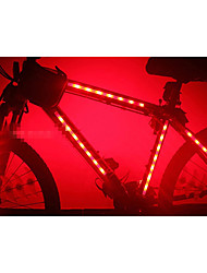 Bike Light , Bike Glow Lights / Bike Lights - 3 Mode Lumens AAA Battery Cycling/Bike Multicolor Bike Others