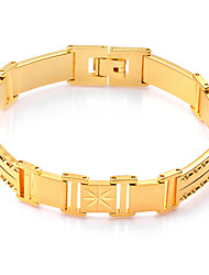 Lux-Girl Gold Plating Bracelet