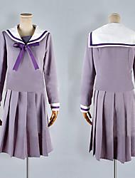 Uniforme Escolar do Noragami Hiyori Iki Menina Cosplay