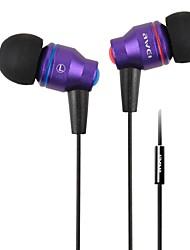 Awei 3.5mm Retro stereo oortelefoon-Zes kleur optionele