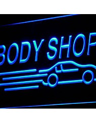 I821 Body Shop Auto Auto Display-Neonlicht-Zeichen