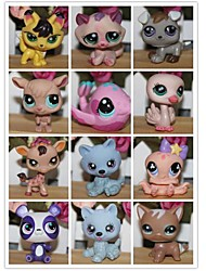 Littlest Pet Shop figurines Hasbro animaux jouets