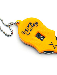 TTYGJ Golf Yellow Mini Score Indicator
