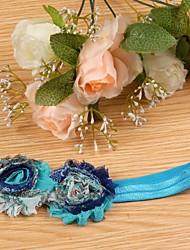 Girls/Boys Hair Accessories Headbands/Bandanas , All Seasons Chiffon/Others