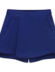 Para mujeres Render yardas grandes pantalones cortos